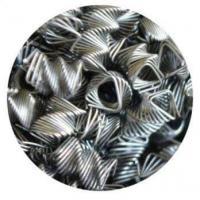 Спирально-призматическая насадка СПН 4х4 (0,3мм.) нерж. 100g (сс)